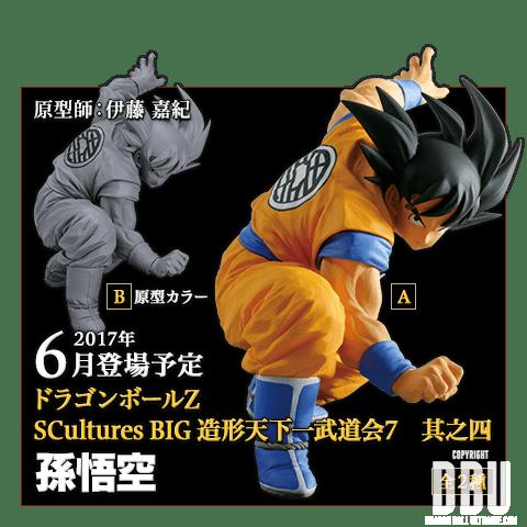 SCultures BIG chapitre 04 : Son Gokū