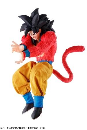 Figurine DODOD Gokū Super Saiyan 4
