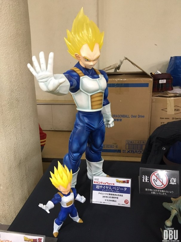 Figurines X-Plus de Vegeta Super Saiyan
