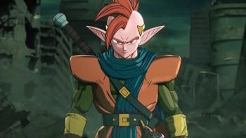 Tapion dans Dragon Ball Xenoverse 2