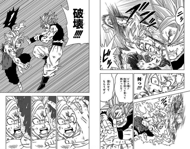 Dragon Ball Super tome 5