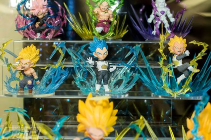 Dragon Ball Super World Collectable Figures - Burst -