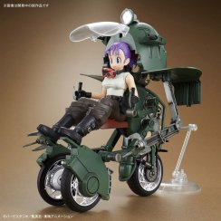 Bulma no Kahen-Shiki Figure-rise Mechanics