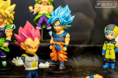 Eiga Dragon Ball Super : World Collectable Figures