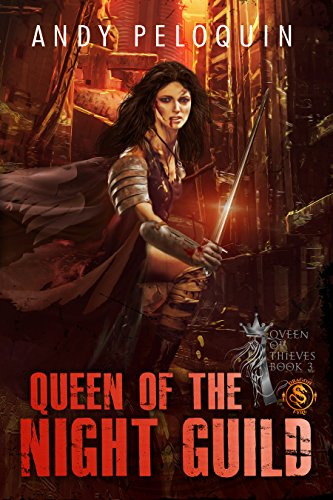 Queen of the Night Guild (Queen of Thieves  Book 3)