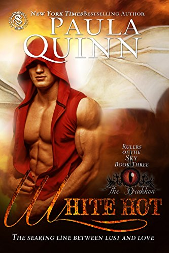 White Hot (Rulers of the Sky Book 3)