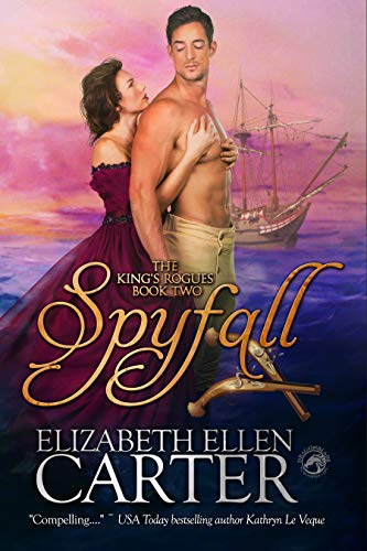 Spyfall ___________ (The King's Rogues Book 2)