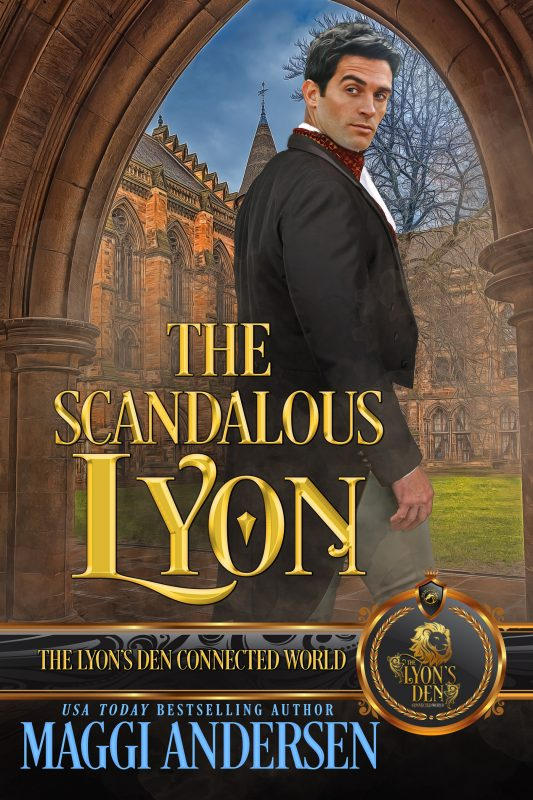 The Scandalous Lyon: The Lyon's Den