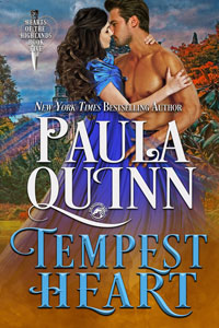 Tempest Heart ________________ (Hearts of the Highlands Book 5)