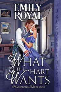 What the Hart Wants (Headstrong Harts Book 1)