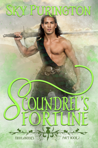 Scoundrel's Fortune (Highlander's Pact Book 2)