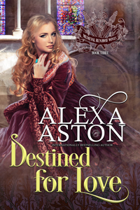 Destined for Love (Medieval Runaway Wives Book 3)