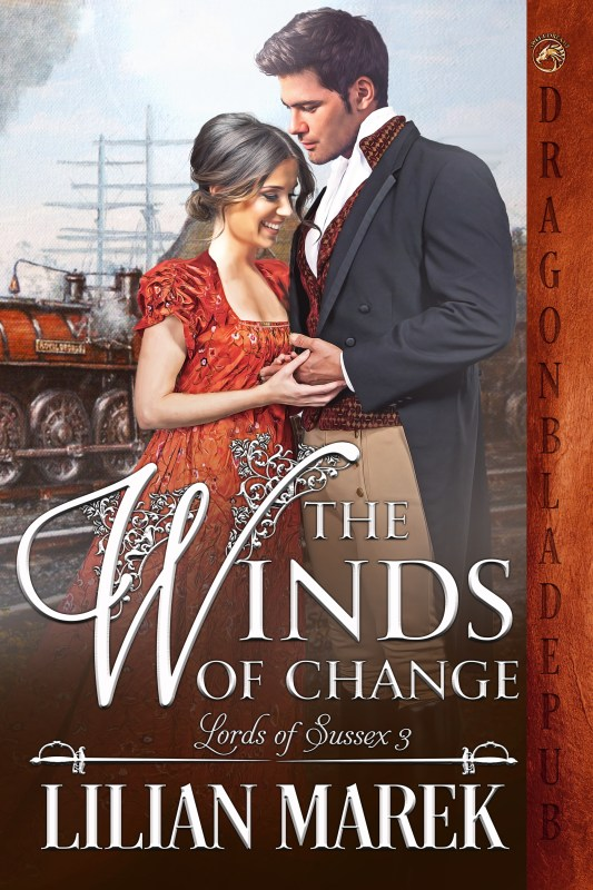 The Winds of Change (Lords of Sussex Book 3)