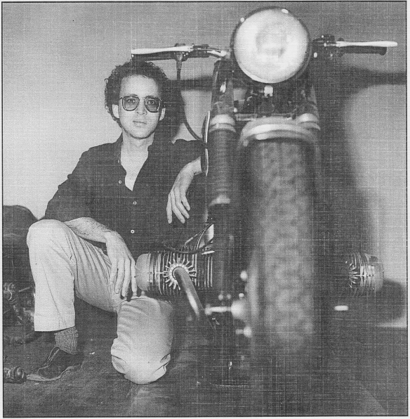 bruce with motorcycle