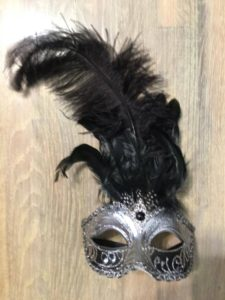 Mask for Masked Ball