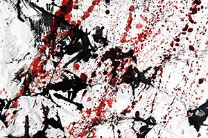 Publicatie van horrorverhaal de schrijfster - Dragonda.com op De Nachtvlinders