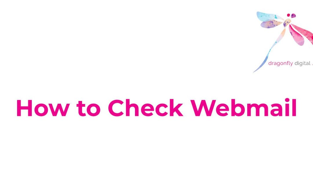 How to Check Webmail