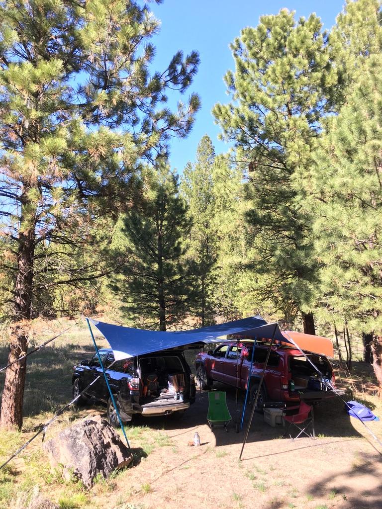Truck Tarp – Oregon