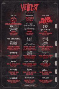 Affiche Hellfest