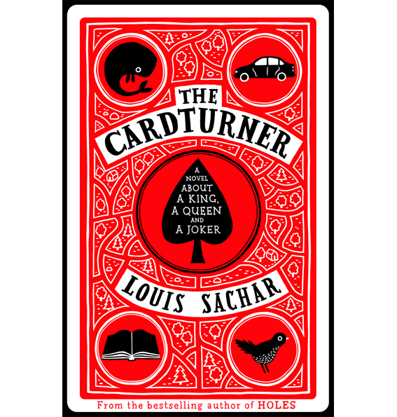 The Cardturner A Novel About A King A Queen And A Joker By Louis Sachar