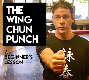 The Wing Chun Punch: For Beginners - Adam Williss