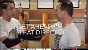 How to Control Every Single Moment of a Self-Defense Attack - Energy Theory