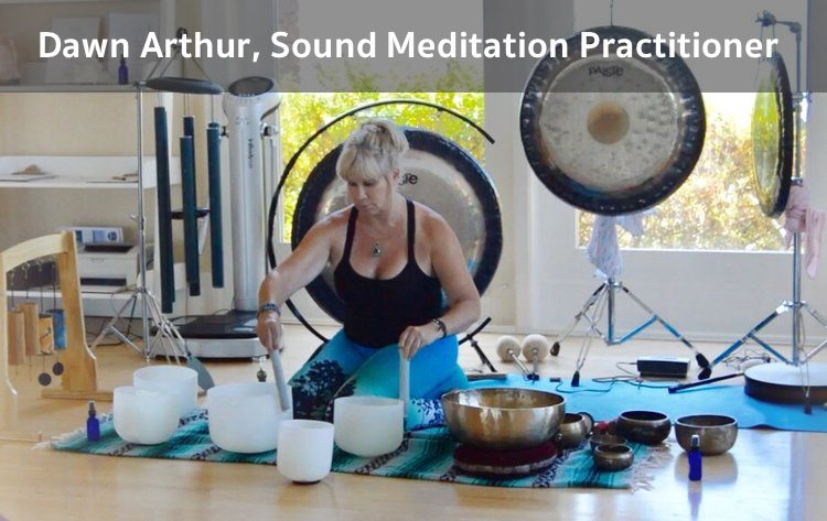Dawn Arthur - Sound Bath Dana Point