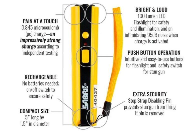 Concealable Stun Gun