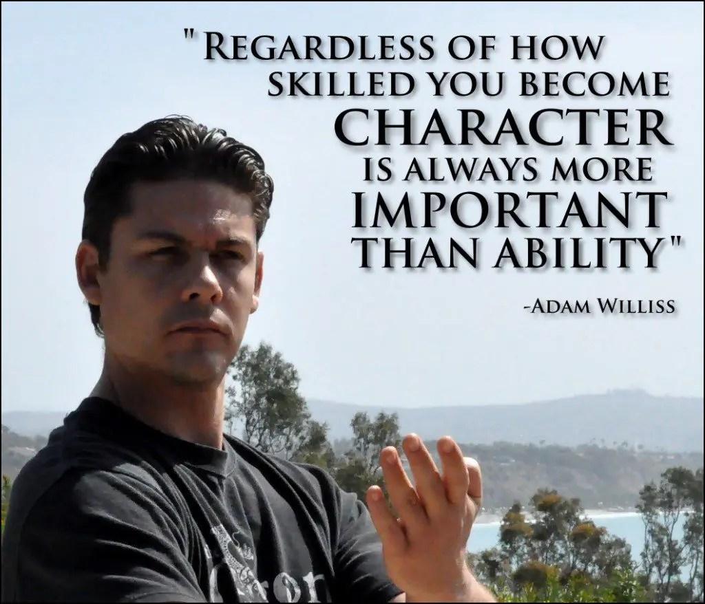 Adam Williss quote
