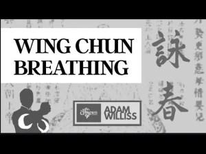 Wing Chun Breathing