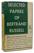 Bertrand Russell, Welsh author