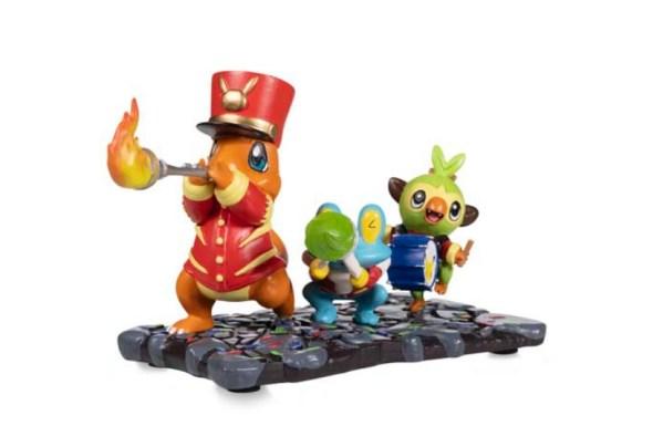 Pokémon Celebration Parade: Melody of Celebration Figure