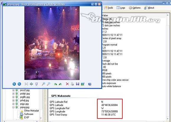 Shakira GPS10 Cómo localizar usuarios de twitter y flickr a través de sus fotos