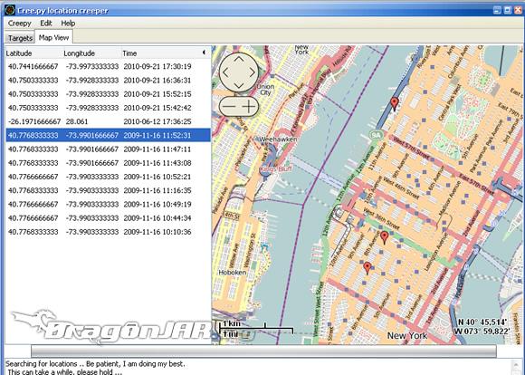 Shakira GPS3 Cómo localizar usuarios de twitter y flickr a través de sus fotos
