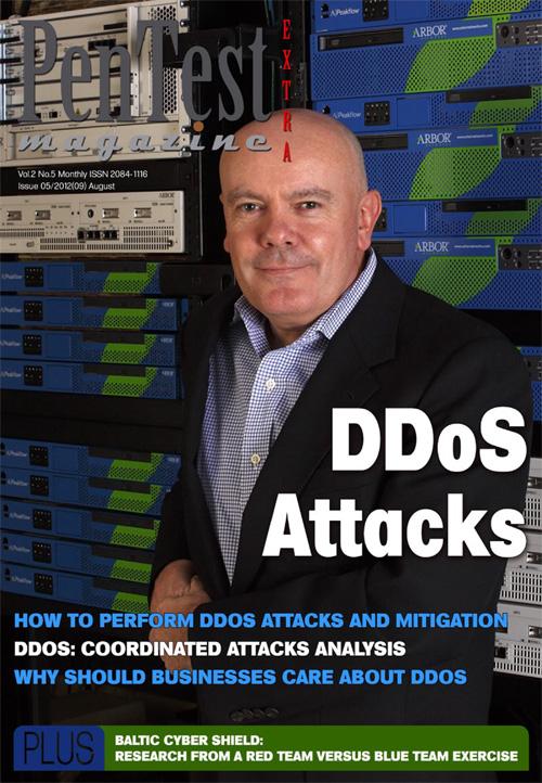 Pentesting Magazine DDoS Análisis de Ataques Coordinados