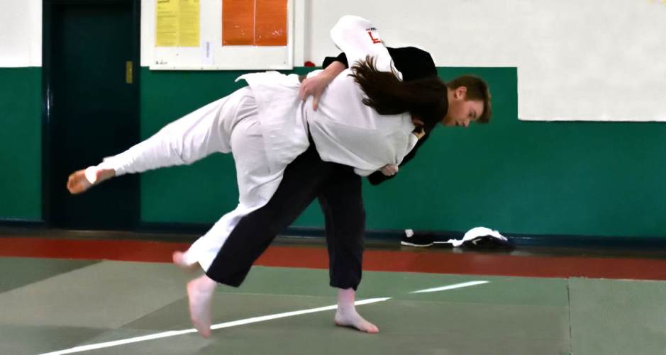 Judo Classes in Surrey