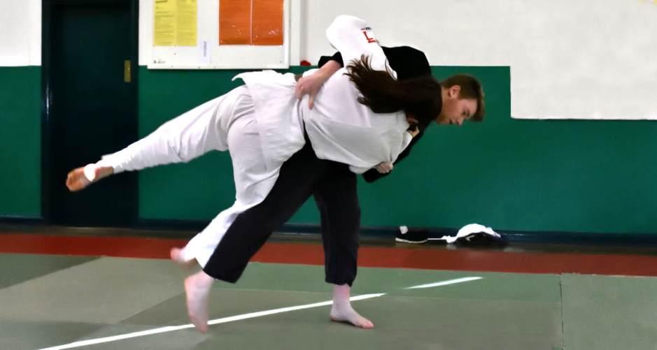 Judo Classes in Surrey