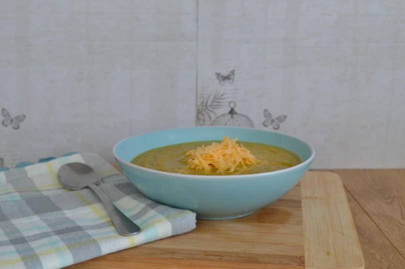 Good Friday vegetable soup