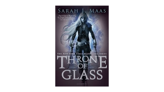 Book Review: Throne of Glass