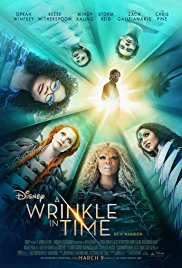 movie poster image of 2018 a wrinkle in time