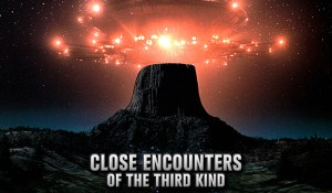 A-Z Challenge Close Encounters of the Third Kind
