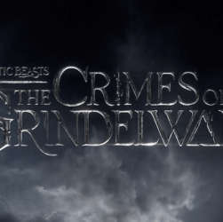 image of fantastic beasts two poster