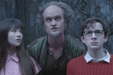 A-Z Challenge A Series of Unfortunate Events