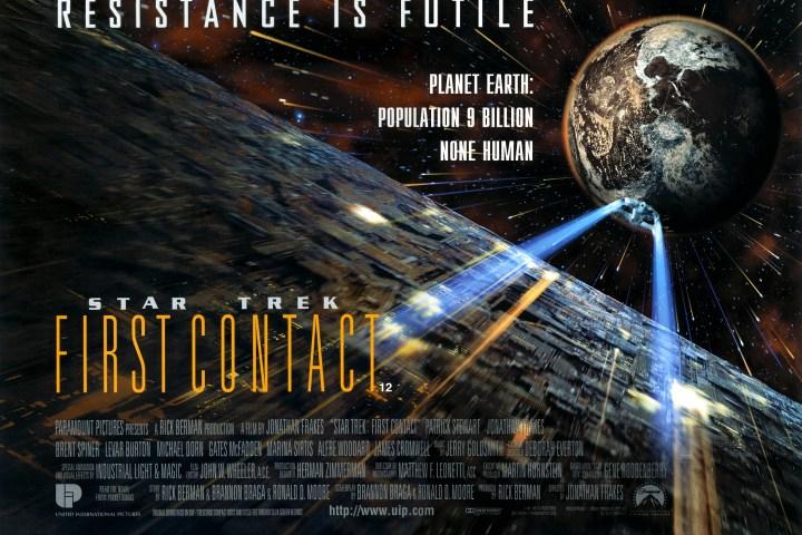 Star Trek ~First Contact