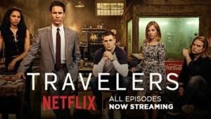 Travelers on Netflix Canada