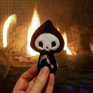 Death Chibi Plush