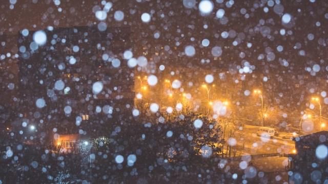 Iarna în București - Primele fotografii 6