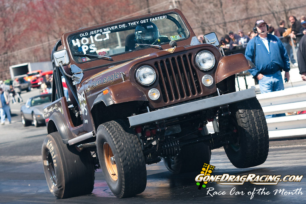 Jeep Cj 7 1 4 Mile Trap Speeds 0 60