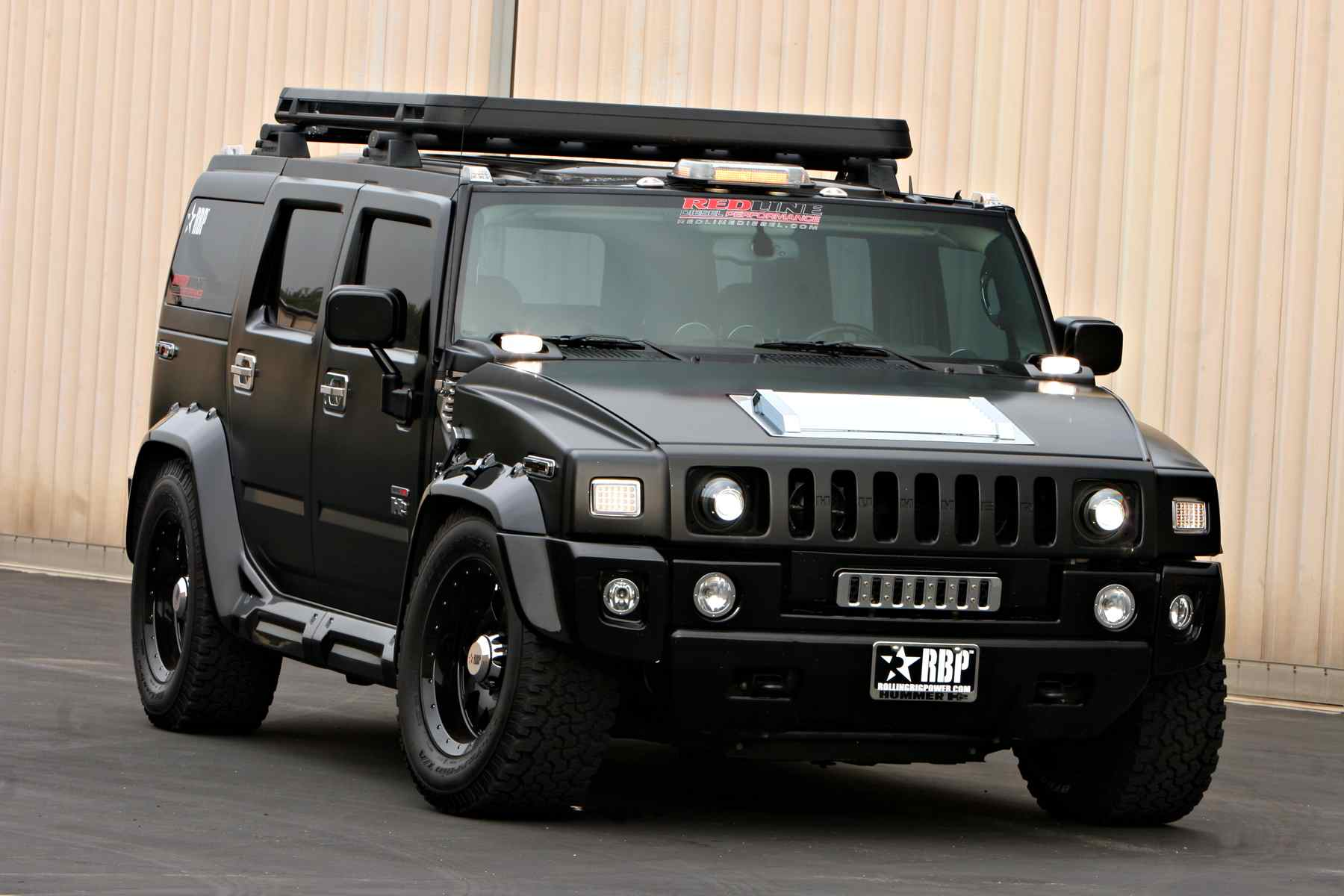 2005 Hummer H2 suv 1 8 mile Drag Racing timeslip 0 60 DragTimes