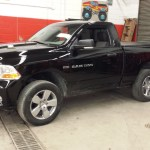 2012 Dodge Ram 1500 Express Rcsb 4x4 1 4 Mile Trap Speeds 0 60 Dragtimes Com